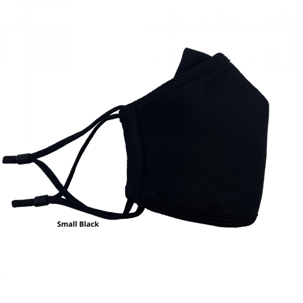Small black face mask. Stark's Face Masks in Portland OR & Vancouver WA